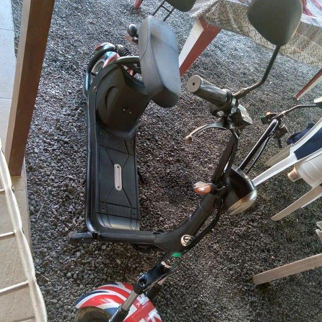 Moto elétrica R$:6.200  - Foto 6