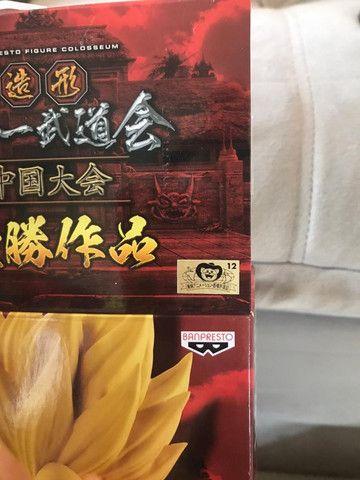 Gogeta - Figure Colosseum Champion Super Saiyan - Banpresto - Foto 4