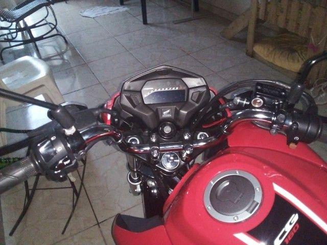 Está perfeita e nova motor de garagem  - Foto 2