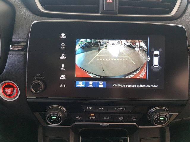 CRV 2019/2019 1.5 16V VTC TURBO GASOLINA TOURING AWD CVT - Foto 15