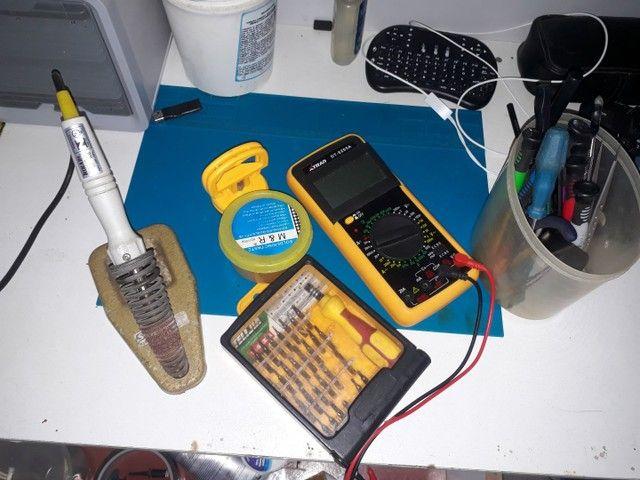 Bancada celular com equipamentos  - Foto 6