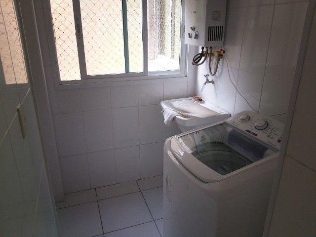 Centro: Apto 2 qts(1suíte), sala ampla, cozinha grande, 1 vaga. todo mobiliado! - Foto 10