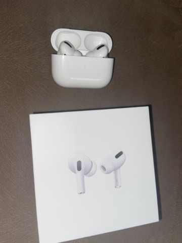 Relógio Watch Apple e fone AirPods Pro  - Foto 2