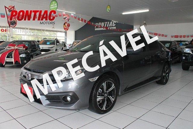 Honda Civic EX Cvt 2019