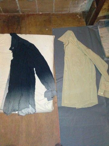 Lote de camisa de manga comprida  - Foto 2