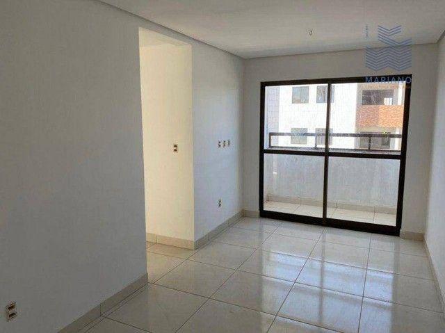 Apartamento com 2 dormitórios à venda, 53 m² por R$ 180.000,00 - Bancários - João Pessoa/P - Foto 9