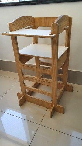 Torre de Aprendizagem Montessori  - Foto 2
