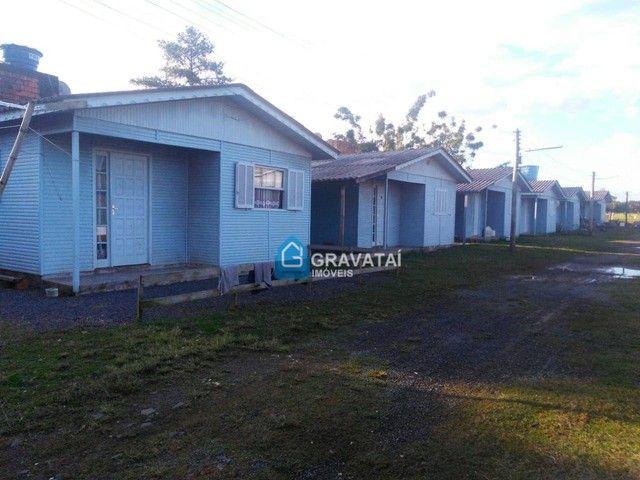Casa com 2 dormitórios para alugar por R$ 680/mês - Santo Antônio - Gravataí/RS - Foto 3