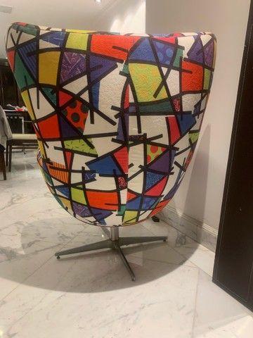 Poltrona eggs ( Romero Brito )  - Foto 3