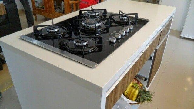 Fischer- conserto de cooktop Fischer e instalação 3247 8455