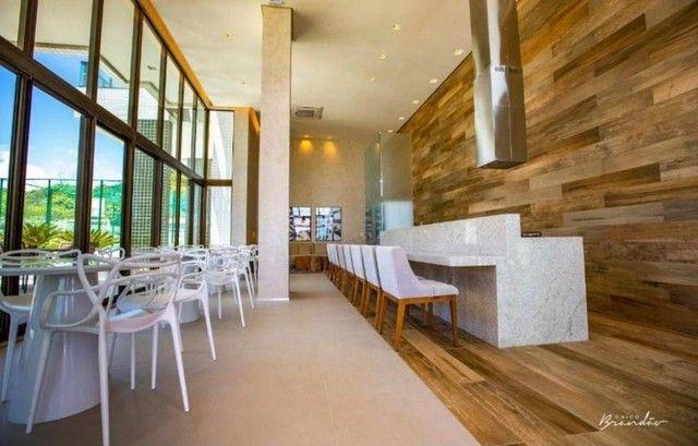 Apartamento para venda possui 114 metros quadrados com 3 quartos em Guaxuma - Maceió - Ala - Foto 13