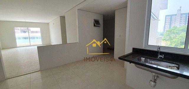 (Vende-se) Monte Olimpo - Apartamento com 3 dormitórios, 121 m² por R$ 650.000 - Olaria -  - Foto 6