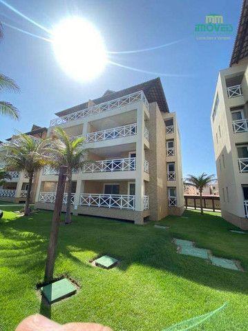 Apartamento Duplex com 4 dormitórios à venda, 210 m² por R$ 1.600.000 - Porto das Dunas -