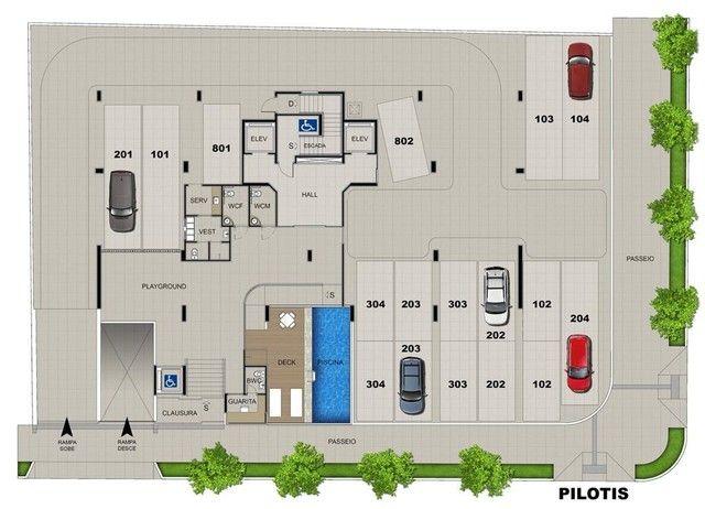 Lançamento Edf Divane Luna - Ponta verde - 3 quartos e financiamento direto com a construt - Foto 13