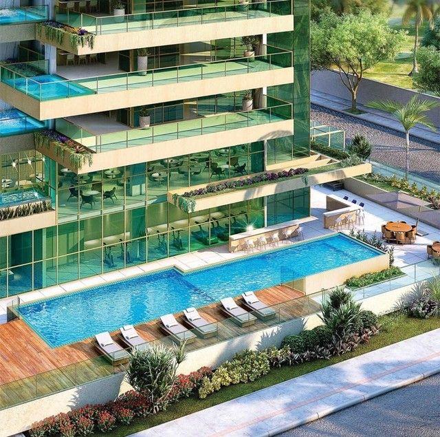EDF DA VINCI uma obra de arte. 4 suítes  varanda gourmet 84m² com piscina privativa  413m² - Foto 8