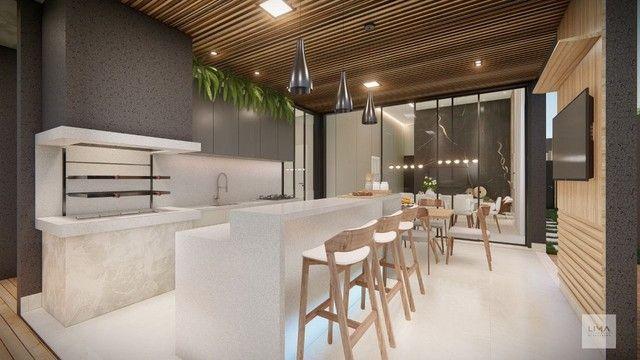 Casa com 3 dormitórios à venda, 200 m² por R$ 1.600.000,00 - Alphaville 3 - Campo Grande/M - Foto 3