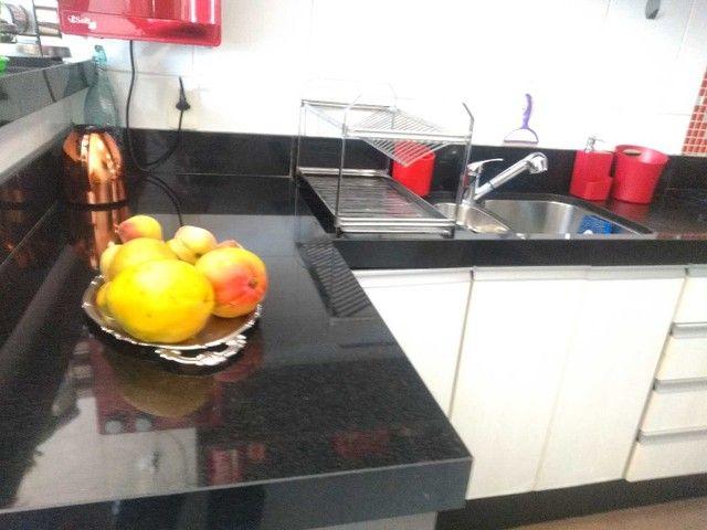 Apartamento à venda com 3 dormitórios em Ponta da praia, Santos cod:212642 - Foto 6