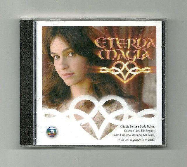 CD - Eterna Magia - Trilha Sonora Nacional