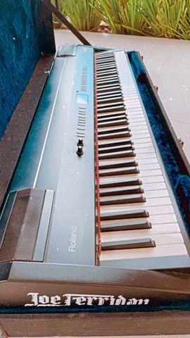 Piano Eletrônico Digital Roland FP-7 - Foto 3