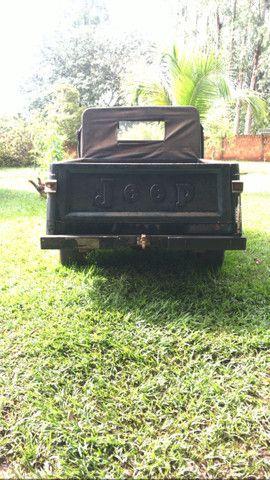 Pick-up jeep F75 ano 1966 - Foto 3