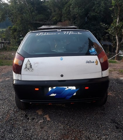 Fiat Palio Branco - Foto 3