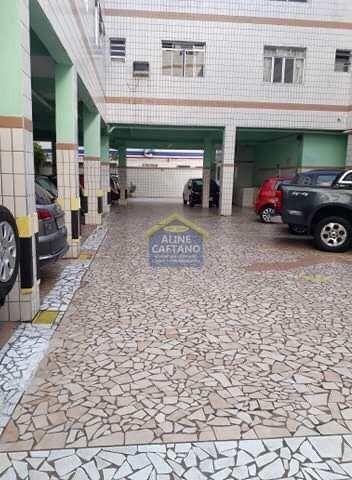 Kitnet com 1 dorm, Boqueirão, Praia Grande - R$ 140 mil, Cod: CLA393 - Foto 9