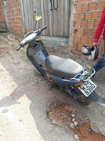 Moto Biz 100 Ano 2001 - Foto 4