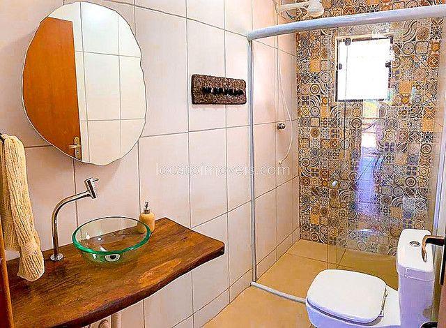 Casa com 2 quartos com 1 Suite - Cozinha Americana - 2 Vagas de garagem - Deck com Churras - Foto 13