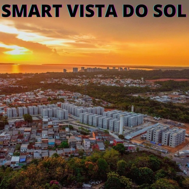 Smart Vista do Sol no Lírio só Vale Última unidade Financiar