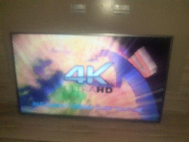 TV Philips 50 4k - Foto 4
