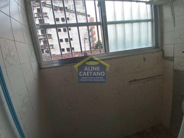 Kitnet com 1 dorm, Boqueirão, Praia Grande - R$ 130 mil, Cod: CLA22609 - Foto 12