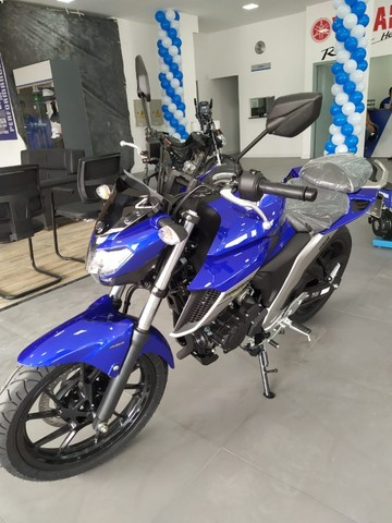 Yamaha Fazer 250 ABS 2021/2021 0km - Foto 7