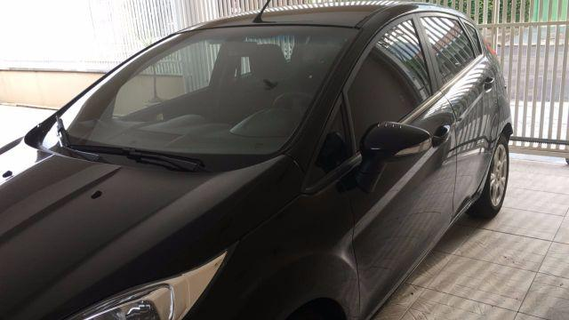 FORD FIESTA POWERSHIFT COMPLETO