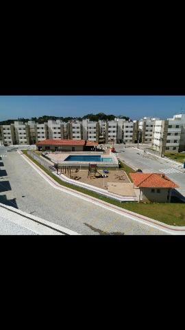Apartamento no condomínio Entre Rios Mais Viver