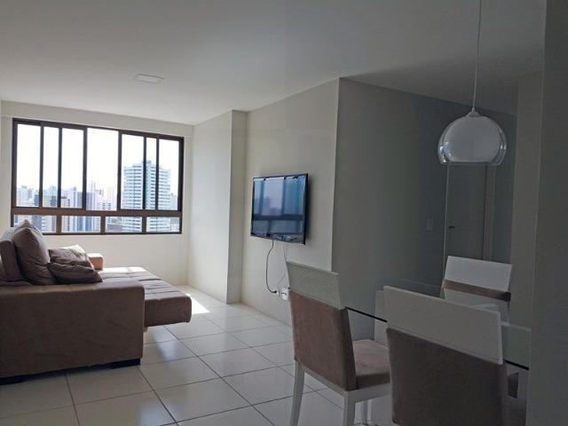 Apartamento Andar Alto Nascente 63m2 03 quartos 01 vaga- Casa Amarela
