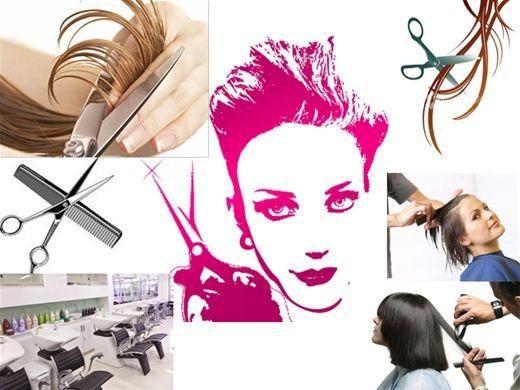 Cabeleireira profissional Comissionada que faça penteados