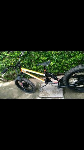 Vendo Bike Projetada
