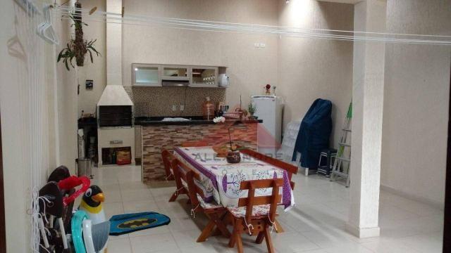 Casa à venda, 156 m² por r$ 450.000,00 - vila industrial - são josé dos campos/sp - Foto 4