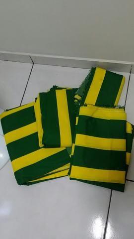 Lindos Panos verde amarelo