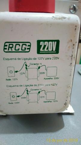 Transformador de 110 para 220 e 220 para 110