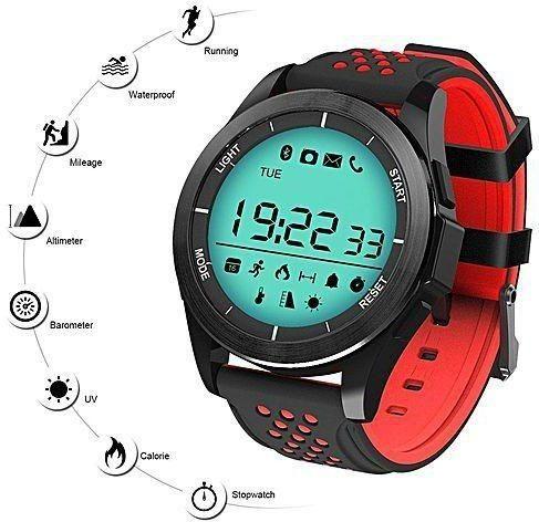 Relógio Smartwatch No.1 F3 Sports Bluetooth original