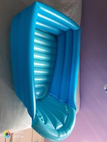 Piscina inflável para bebê