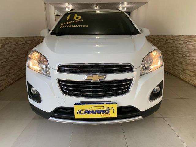 Gm - Chevrolet Tracker 2016 Gnv 5ª Geraçao, Ipva 2019 Gratis - Foto 2