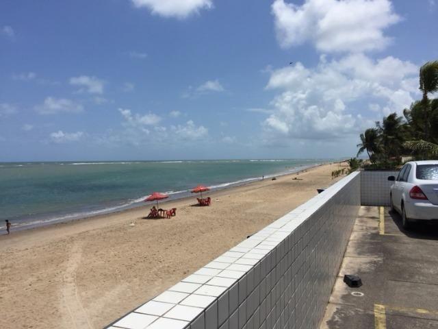 Apto 1qto, 212mil, frente ao mar, linda vista, frente praia - Foto 2