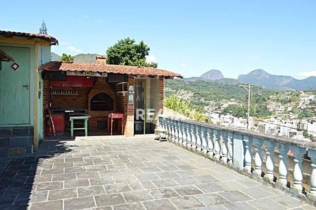 Terreno residencial à venda, Fazendinha, Teresópolis.