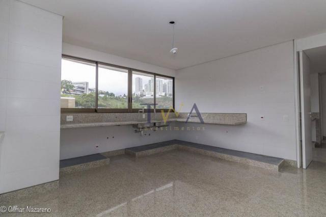 Ed. sol - apartamento alto luxo - 4 suítes - 6 vagas - vale do sereno, nova lima. - Foto 20