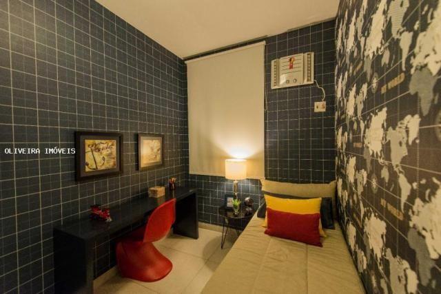 Apartamento para venda em cuiabá, jardim das palmeiras, 2 dormitórios, 1 banheiro - Foto 9