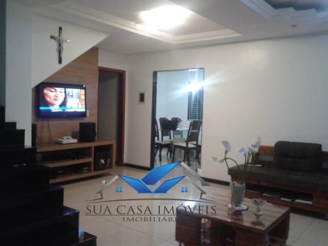 Casa à venda com 3 dormitórios em Morada de laranjeiras, Serra cod:CA172GI