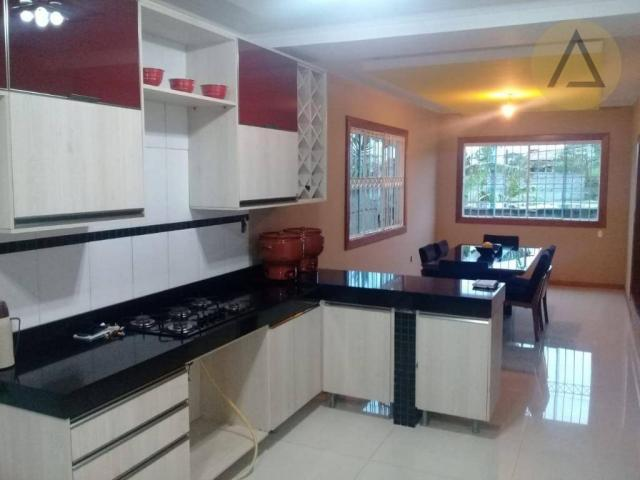 Atlântica imóveis tem excelente casa para venda no bairro Extensão Serramar em Rio das Ost - Foto 11