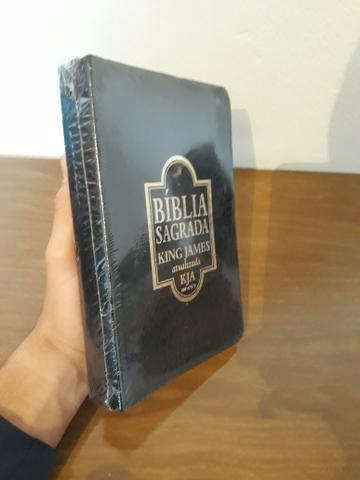 Biblia Sagrada - king James Atualizada (lacrada) - Foto 3